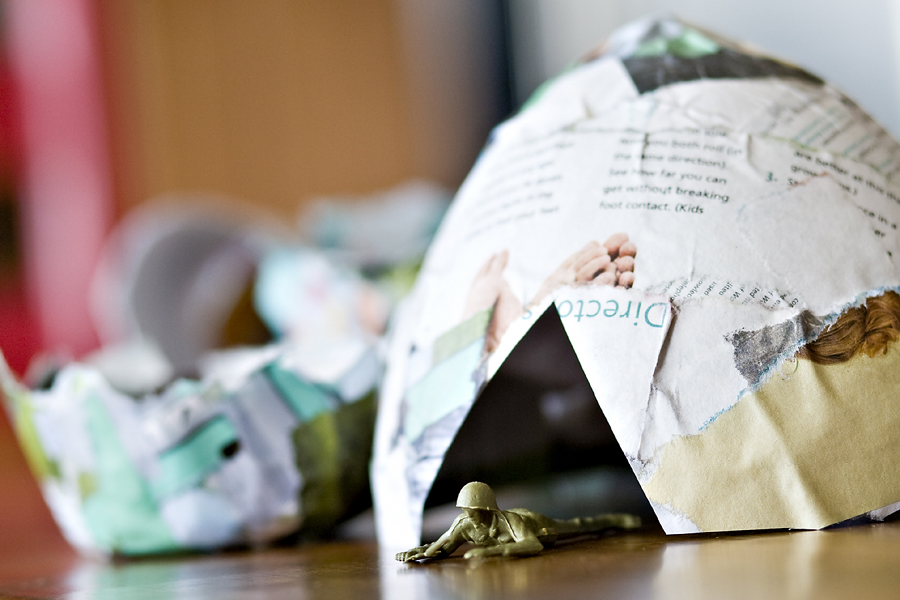Diy paper mache for Things to make with paper mache