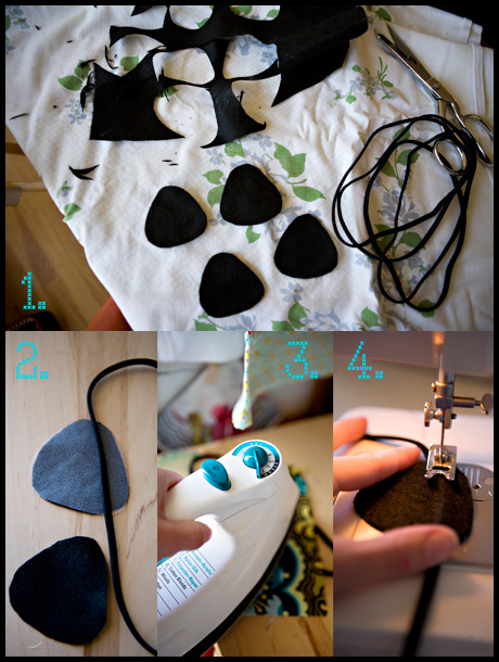 how to make handmade patches diy pirate eye patches 187 ashleyannphotography 3453