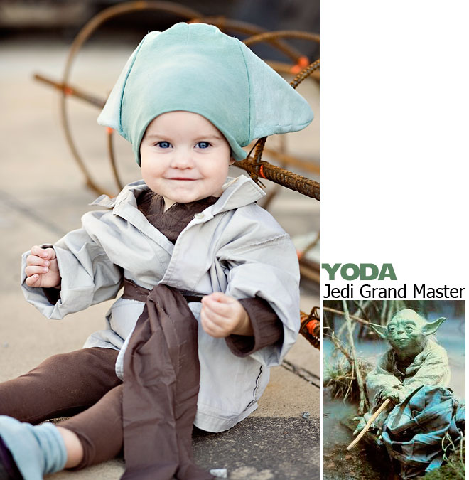 The picture of Yoda