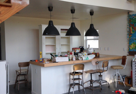 Elegant My U0027fakeu0027 Kitchen {a Little Tour} » Ashleyannphotography.com