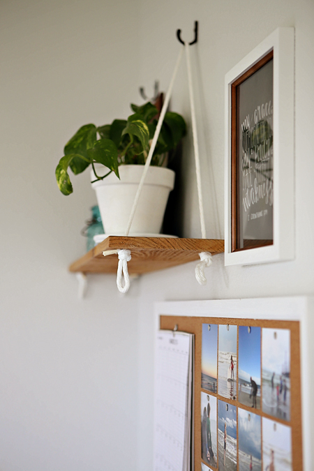 Diy Hanging Shelf V 2 187 Ashleyannphotography Com